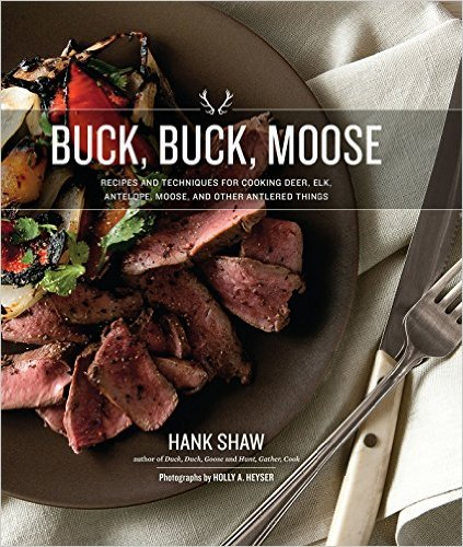 Buck, Buck, Moose book cover
