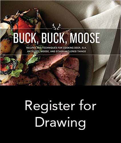 Buck, Buck, Moose Drawing Home Page