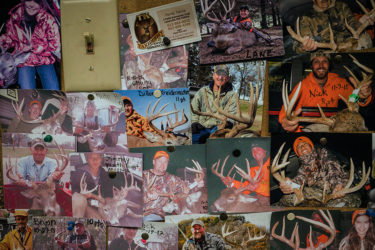 Wall of Hunter Success - diversity in hunting