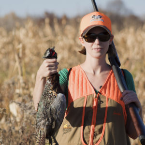 Public-Lands-Ashley Peters first hunt