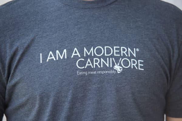 I Am A Modern Carnivore T-shirt