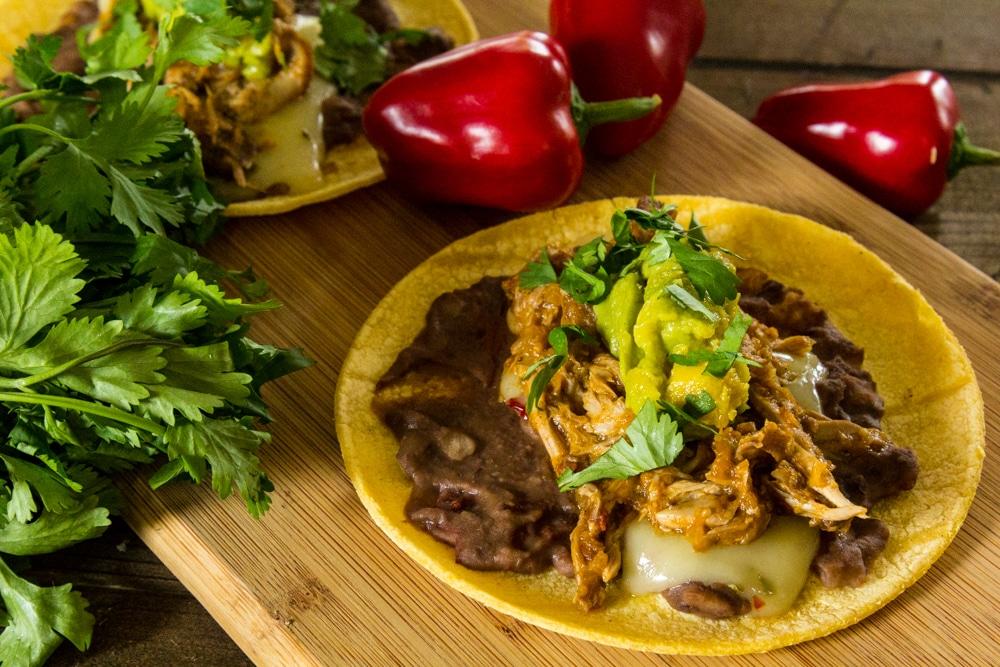 Squirrel-tinga-tacos