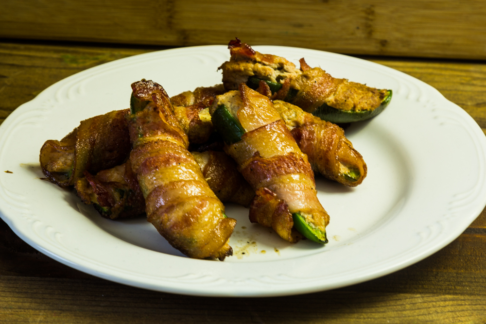 Fully cooked Pheasant Jalapeño Poppers Recipe - Modern Carnivore