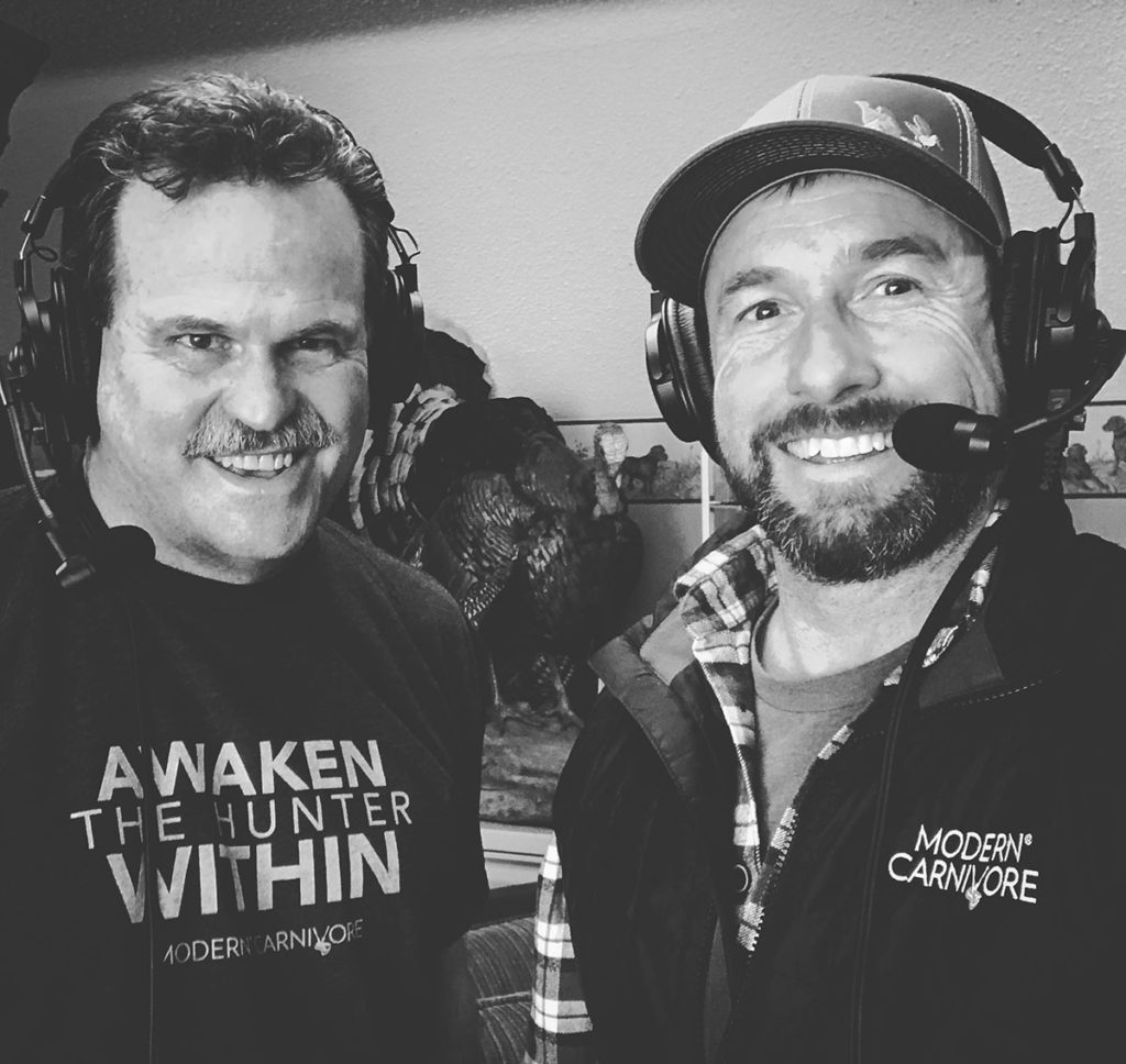 Mark Strand and Mark Norquist talk turkeys - Modern Carnivore Podcast