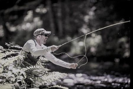Mark Usyk - NY Flyfisherman - Outdoor Feast Podcast by Modern Carnivore