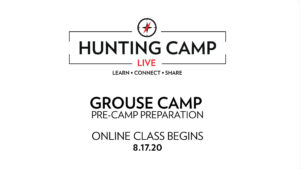 Attend Upland Bird Hunting Online Class