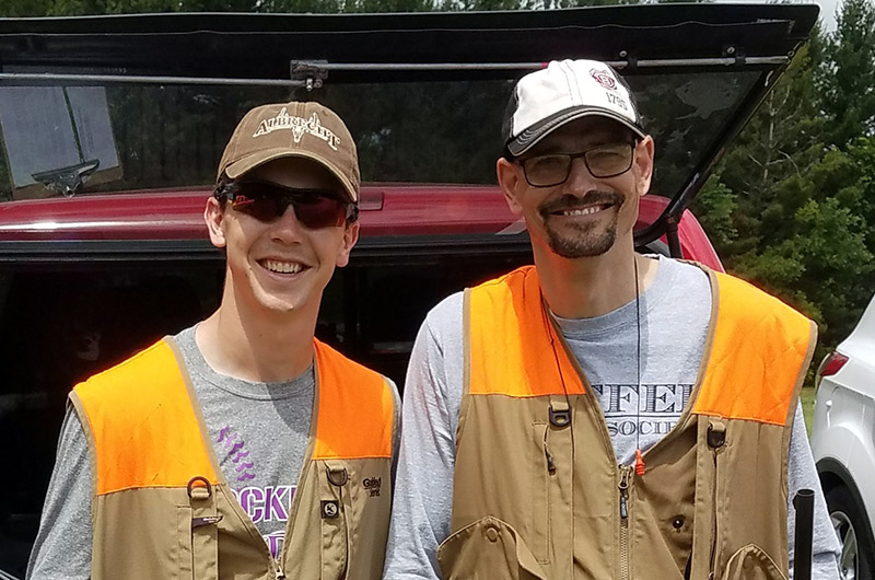 Modern Carnivore Podcast - Episode 016 - Britton Seivert and John Wiesinger at Grouse Camp 2020