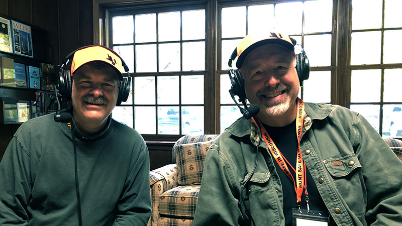 Brothers Mike and Dave Schwabe on the Modern Carnivore Podcast - Episode 017 - Grouse Camp
