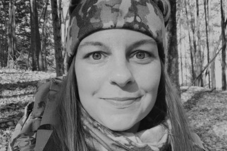 New Hunter Stories - Christa-Whiteman-Outdoor-Feast-Podcast by Modern Carnivore