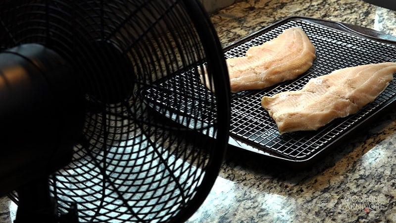 Drying-whitefish-pellicle-smoked-whitefish-modern-carnivore