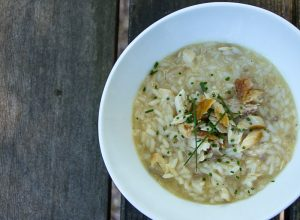 Superior Risotto by Jamie Carlson