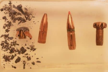 Non-Lead vs Lead ammunition